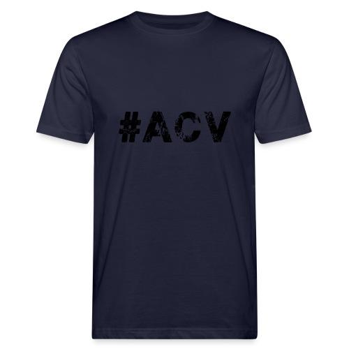 #ACV Logo - Männer Bio-T-Shirt