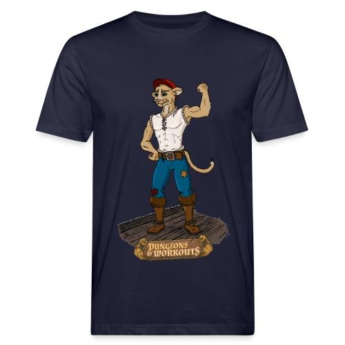 Antrey L' Antross - Männer Bio-T-Shirt