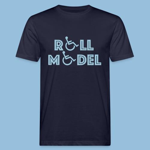 RollModel - Mannen Bio-T-shirt