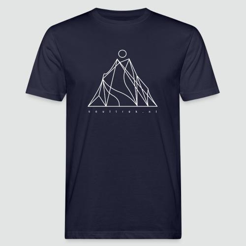 Mount Soulo II - Mannen Bio-T-shirt
