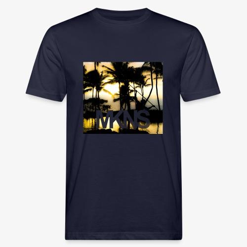 MKNS0006 - Männer Bio-T-Shirt