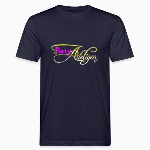 Die PartyAdeligen - Männer Bio-T-Shirt