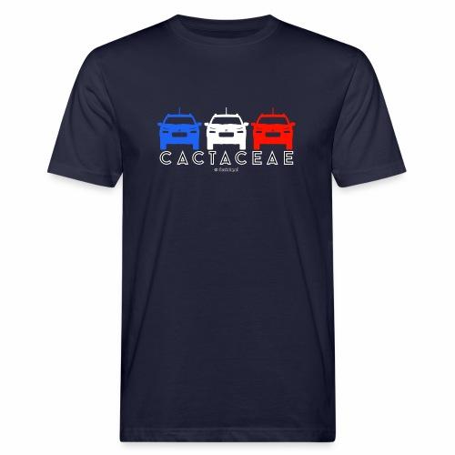 Cactaceae - Mannen Bio-T-shirt