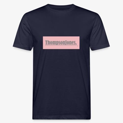 Label ThompsonJones - Männer Bio-T-Shirt