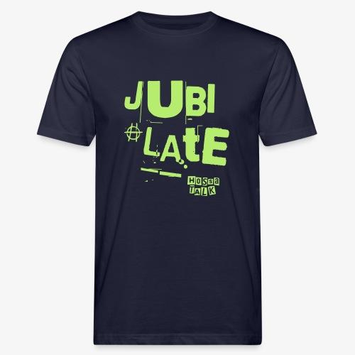 Jubilate-Hoodie - Männer Bio-T-Shirt