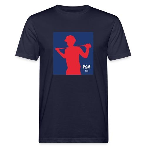 pga newbie blue - Miesten luonnonmukainen t-paita