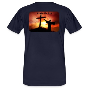 Praise the lord - Ekologisk T-shirt herr