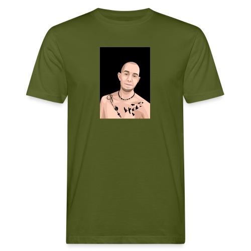 Justin Ahlberg Art - Ekologisk T-shirt herr