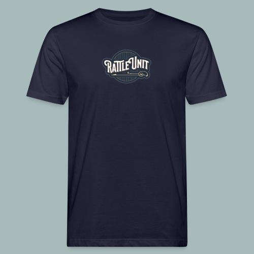 Rattle Unit - Mannen Bio-T-shirt