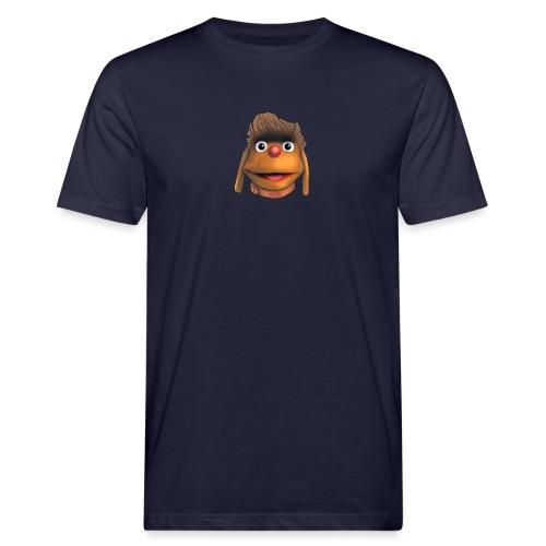 Moppi 3D - Männer Bio-T-Shirt