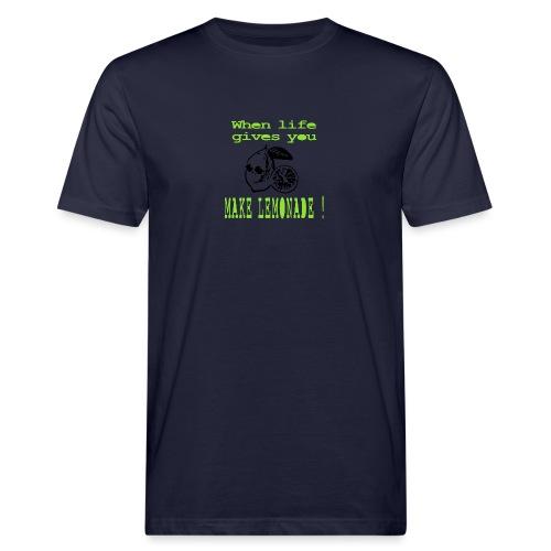 Make limonade - T-shirt bio Homme