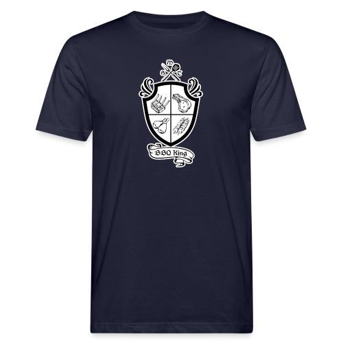 BBQ King - T-shirt ecologica da uomo