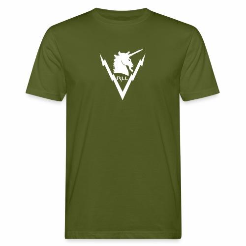 Brand RLL White - T-shirt ecologica da uomo