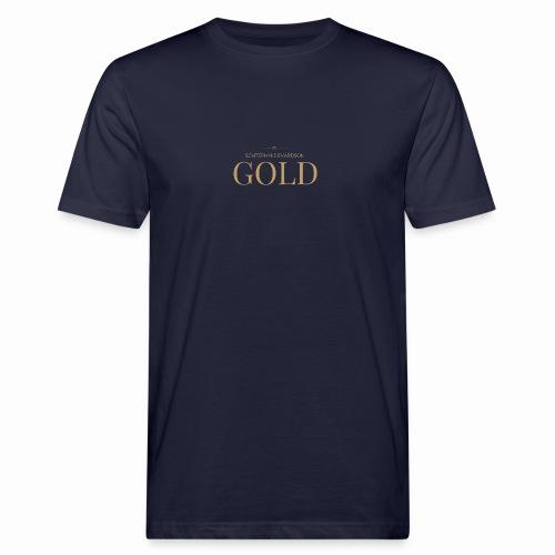 Schtephinie Evardson: Ultra Premium Gold Edition - Men's Organic T-Shirt