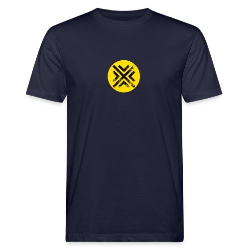 Símbolo Central - Camiseta ecológica hombre