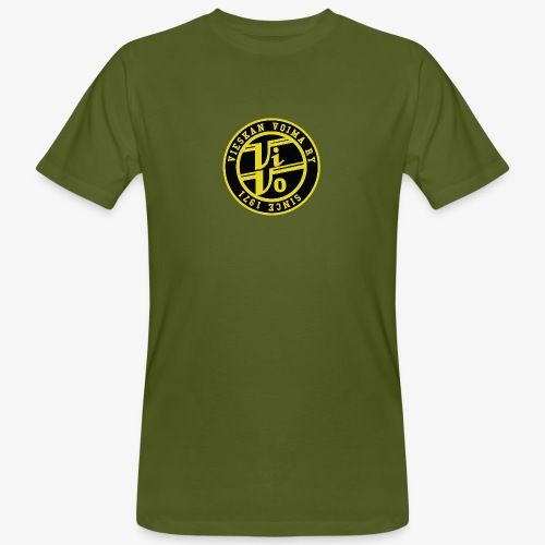 ViVo Since 1971 - Miesten luonnonmukainen t-paita