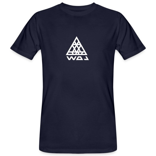 Triangel Konst - Ekologisk T-shirt herr