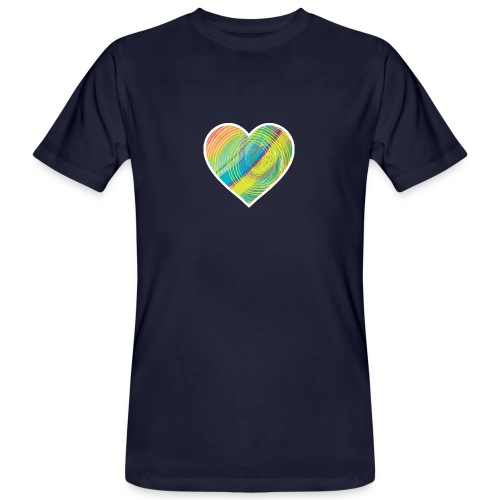 Spread the Love - Men's Organic T-Shirt