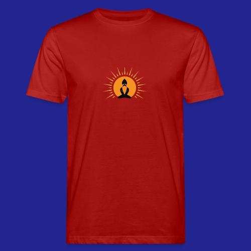 Guramylyfe logo no text black - Men's Organic T-Shirt