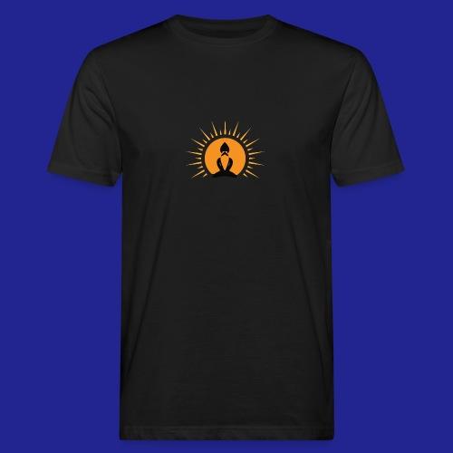 Guramylife logo black - Men's Organic T-Shirt