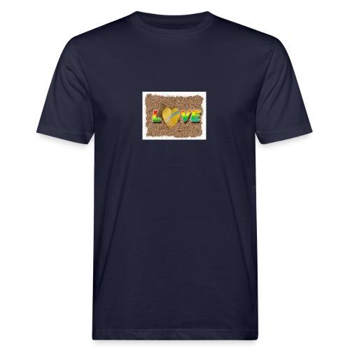 love,madinina - T-shirt bio Homme