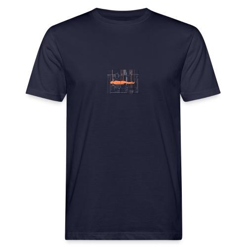 DIAGRAMME - T-shirt bio Homme