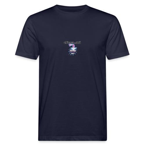 cliccami - T-shirt ecologica da uomo