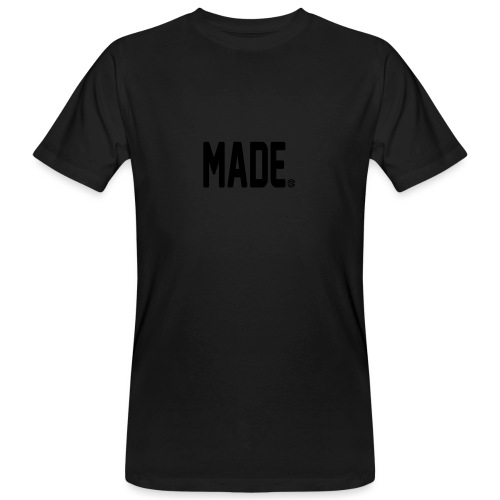 madesc - Ekologisk T-shirt herr