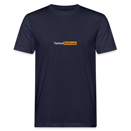 Tactical Shitheads Pornhub Style - Männer Bio-T-Shirt
