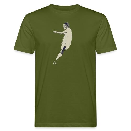 JAIMY VISSER - Mannen Bio-T-shirt