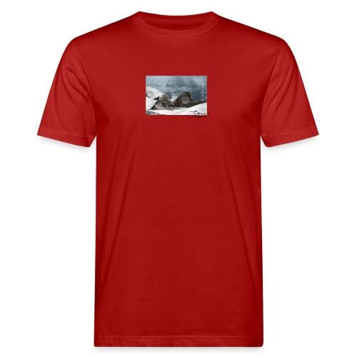 Mountains Colorized - Camiseta ecológica hombre