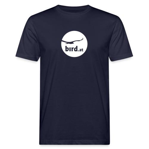 bird at - Männer Bio-T-Shirt
