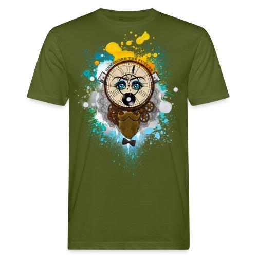 Remember the futur Souviens toi du futur - T-shirt bio Homme