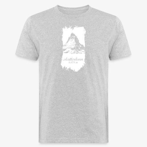 Matterhorn - Cervino - Men's Organic T-Shirt