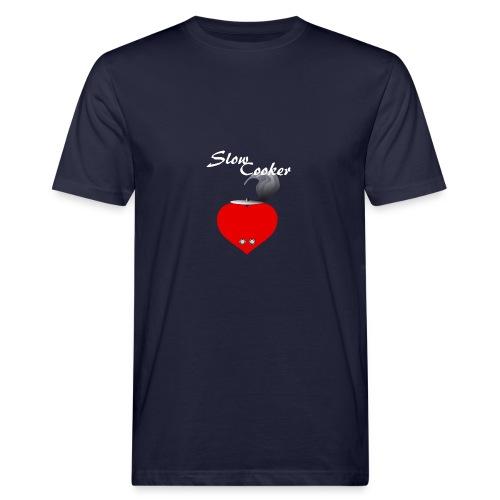Slow Cooker - Männer Bio-T-Shirt