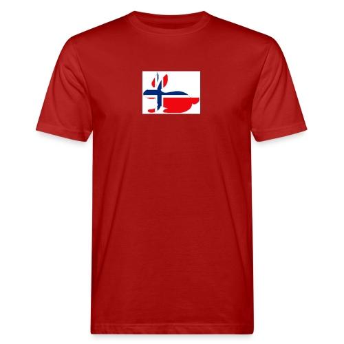 bunny_NY_LOGO_LI - Men's Organic T-Shirt