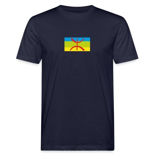 drapeau berbere tamazgha - T-shirt bio Homme