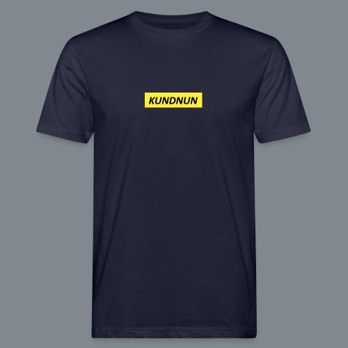 Kundnun official - Mannen Bio-T-shirt