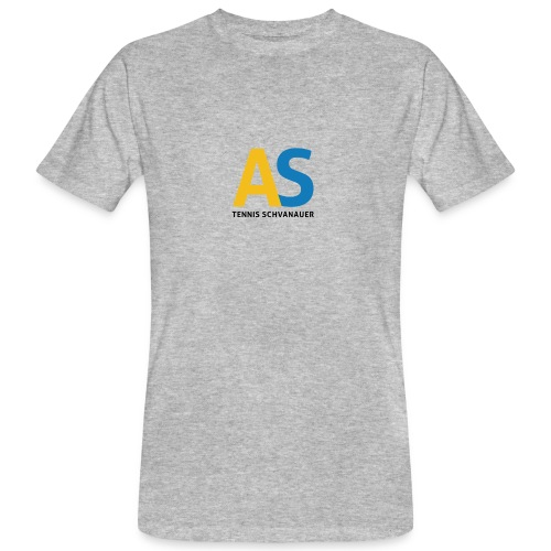 as logo - T-shirt ecologica da uomo