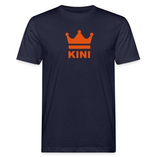 KINI ist König - Männer Bio-T-Shirt