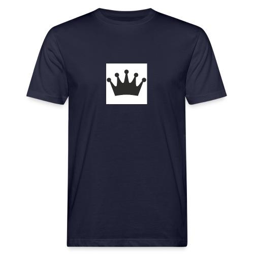 krone - Männer Bio-T-Shirt
