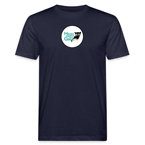La Muntanyeta dels Gats Logo - Camiseta ecológica hombre
