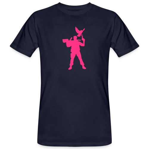 FREEDOME FIGHTER - Men's Organic T-Shirt