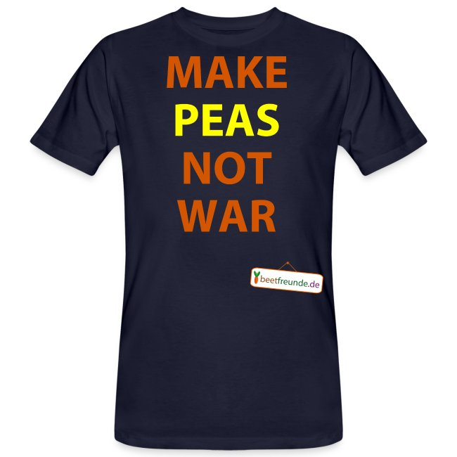 Make Peas Not War Shirt