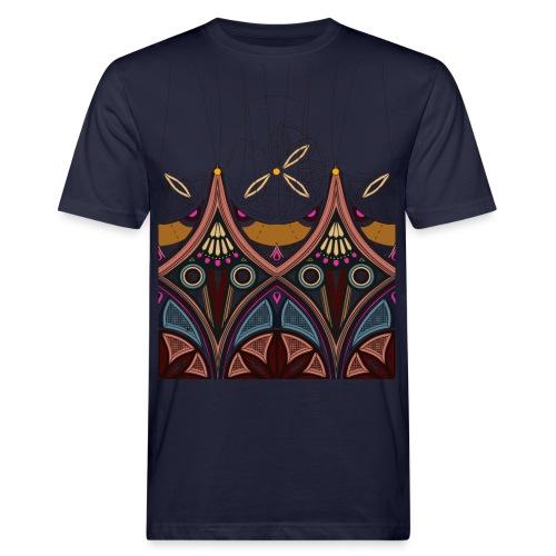 Arabesque - T-shirt ecologica da uomo