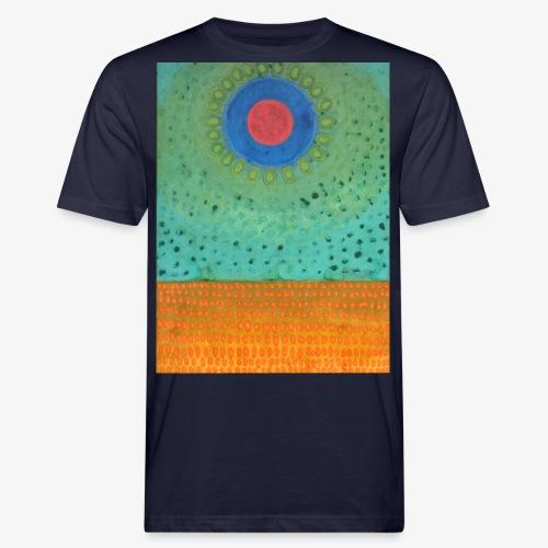 Noc Nad Pustynią - Ekologiczna koszulka męska