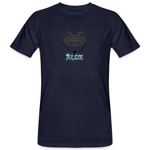 Alex Husky T-Shirt - Men's Organic T-Shirt