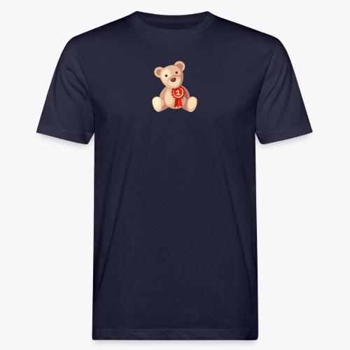 Teddy Bear - Men's Organic T-Shirt