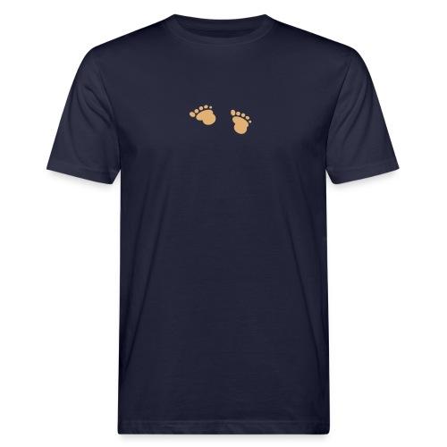 Babyfuss - Männer Bio-T-Shirt