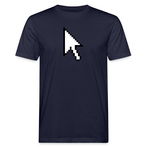 Mouse Arrow - Mannen Bio-T-shirt
